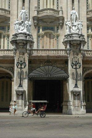 Gran Teatro de La Habana: .