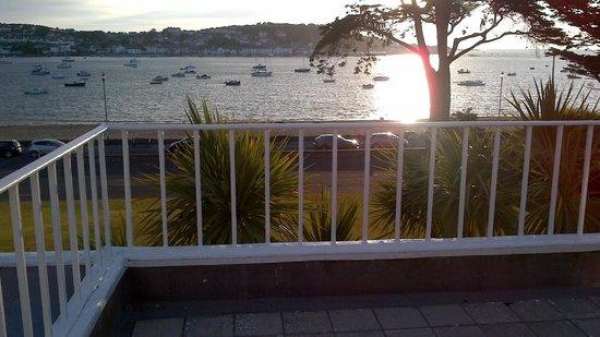 Commodore Hotel: balcony view