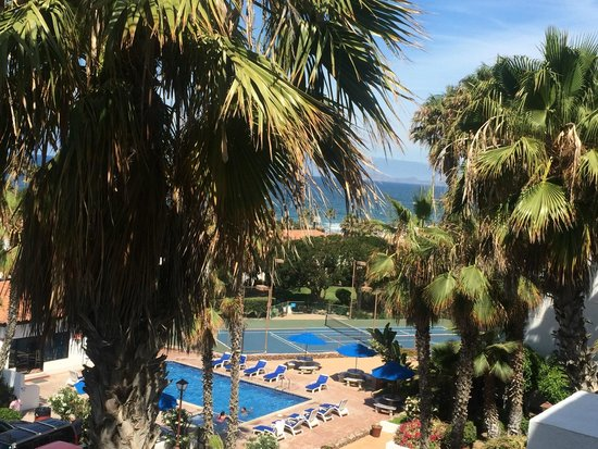 La Paloma: View from the 4th Floor