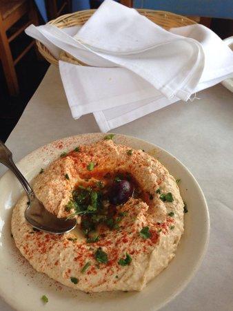 Taverna Tony : Hummus