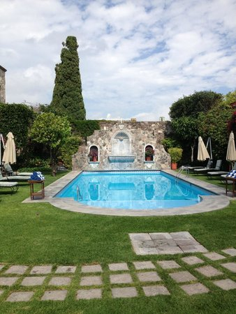 Belmond Casa de Sierra Nevada: Swimming Pool