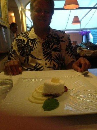 Ristorante Max: Dessert!!!
