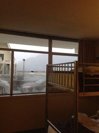 Rydges Lakeland Resort Hotel Queenstown: view outside window