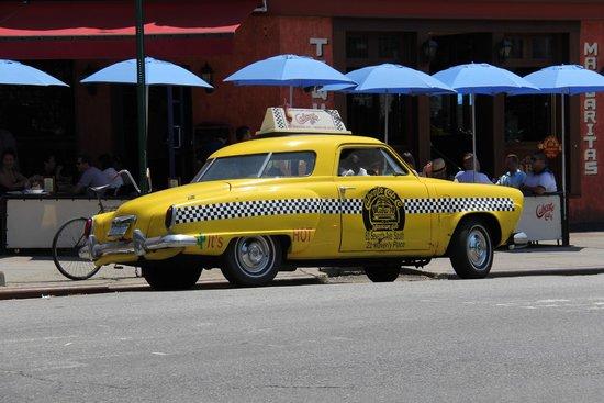 Caliente Cab Co, Greenwich Village, NYC