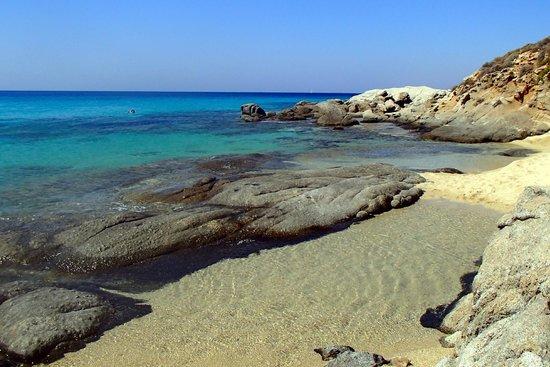 Hotel Kavuras Village : Spiaggia 1