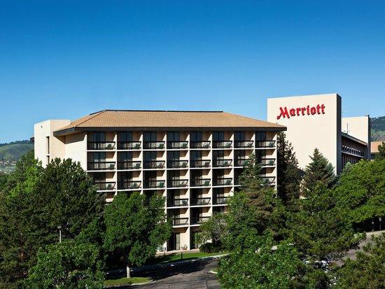 Denver Marriott West: exterior