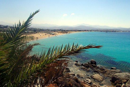 Hotel Kavuras Village: Spiaggia 2