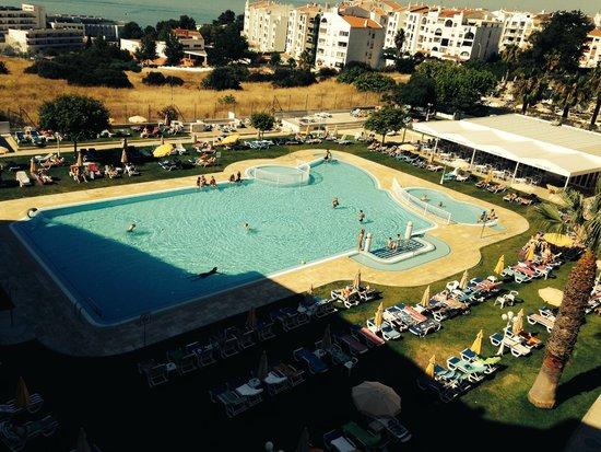 Hotel Apartamento Brisa Sol: Pool View, Brisa Sol