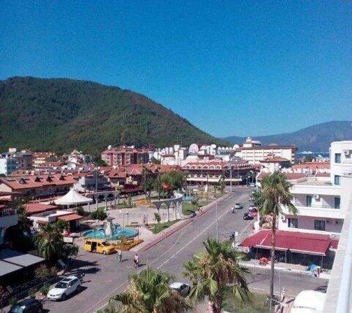 Kapmar Hotel : Room view