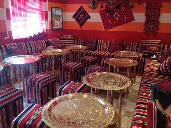 Tarboush Our Vip And Private Moroccan Style Dining Area For Your Partieeeting