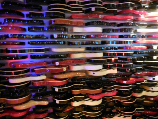 Hard Rock Cafe Drumsticks New York