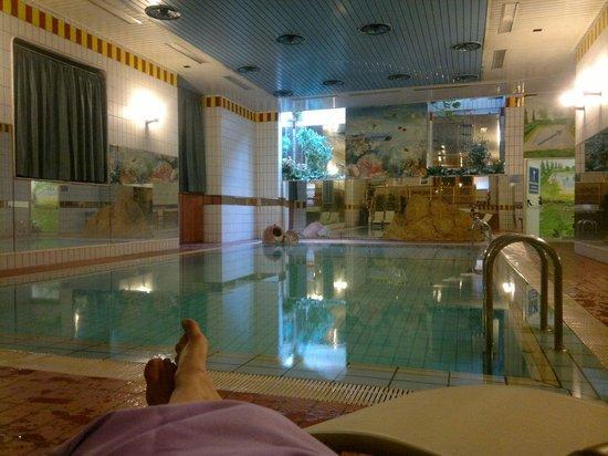 Hotel Saccardi & SPA: Piscina interna