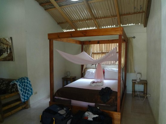 Villa Rosa: Our room