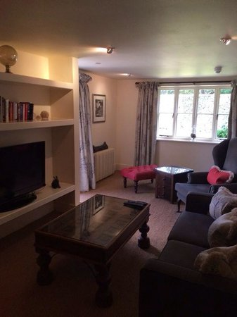 The Manor House Hotel: Apple Cottage - Living Area