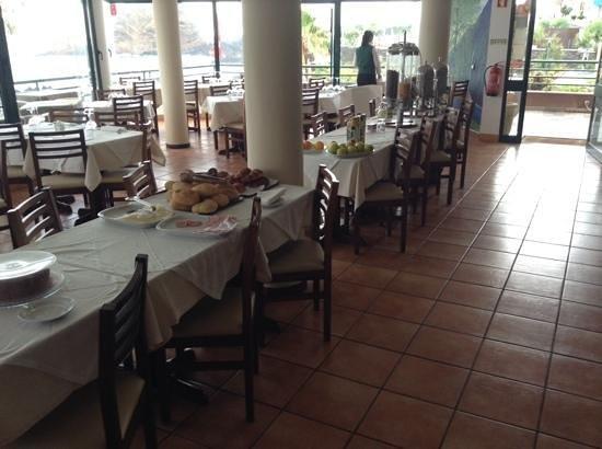 Pensao Salgueiro: ресторан