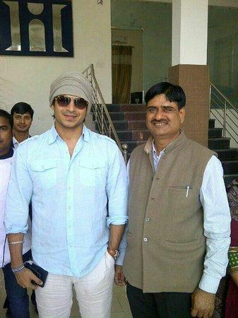 Vivek Oberoi @ Heritage Haveli