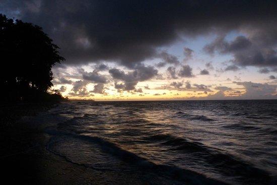 Ciliks Beach Garden: Unser erster Abend
