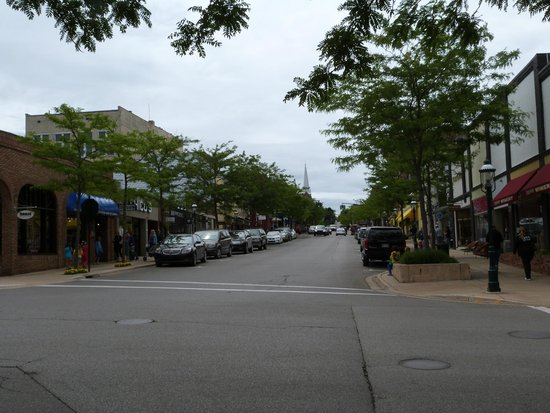 Historic Gaslight District: historic downtown