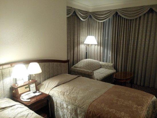 Hotel Springs Makuhari: room