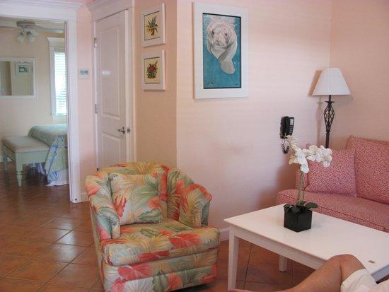 Tropic Isle Beach Resort : Studio