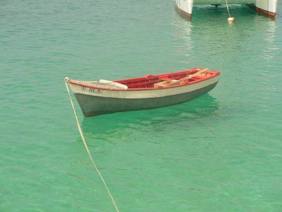 Crioula Club Hotel & Resort: barchette capoverdiane