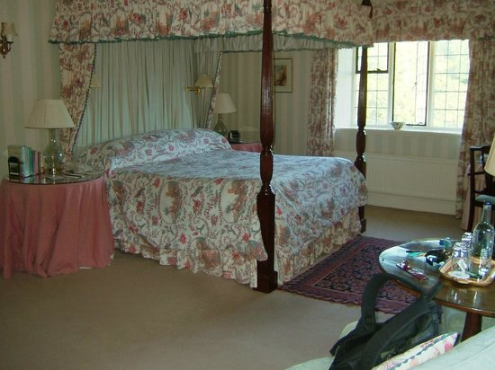 Bodysgallen Hall & Spa: The second four poster!