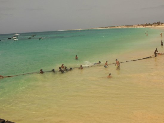 Crioula Club Hotel & Resort: spiaggia