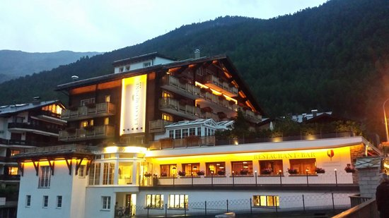 Hotel La Couronne : Hotel Couronne Superior