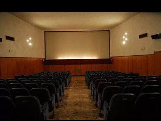 Falcade, Ιταλία: Sala del Cinema Dolomiti
