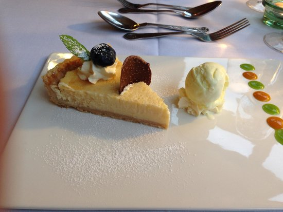 The Grasmere Hotel Restaurant: Pud