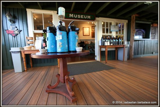 Kauai Coffee Company: Free Coffee