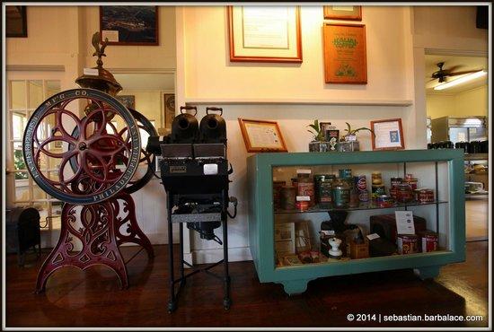 Kauai Coffee Company : Museum