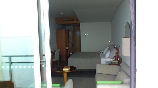 VidaMar Resort Hotel Madeira : Habitacion desde la terraza