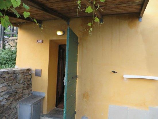 Il Borgo di Campi: Eingang Apartment