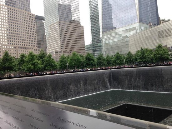 Mémorial du 11-Septembre : World Trade Center Memorial