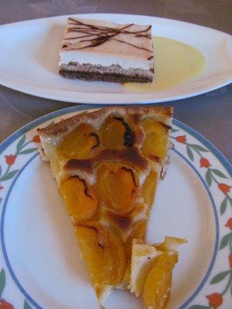 Le Privilège : Yummy desserts