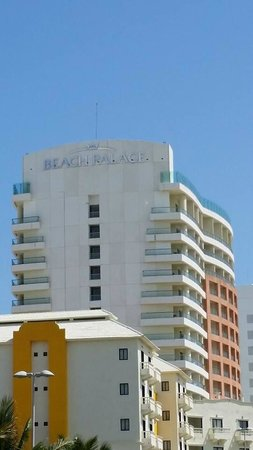 Beach Palace: Outside View