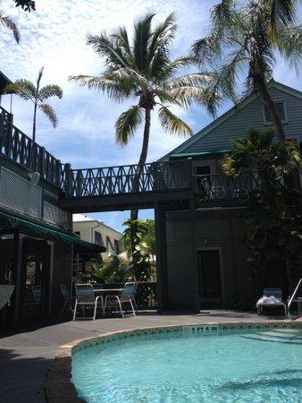 The Cabana Inn Key West : Piscina