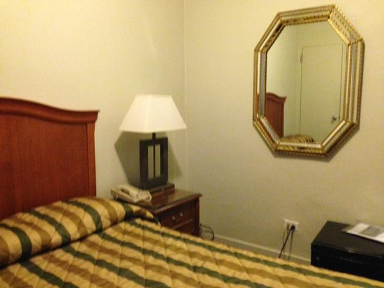 Hotel Pennsylvania New York : Standard Room (I paid an advanced rate for a Penn 5000 Club King Room)