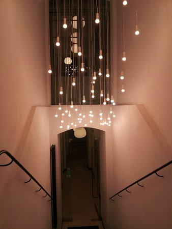 Pure White: Hallway
