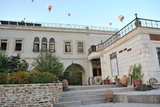 Canela Cave Hotel: Otel & Açık Alanları