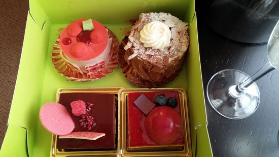 Del Rey Chocolates: Desserts