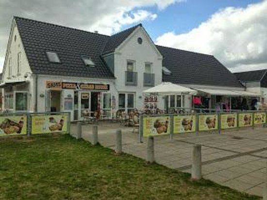 Oster Hurup, เดนมาร์ก: Sams Pizza