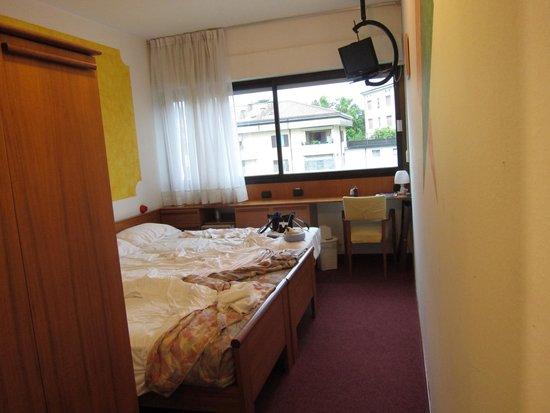 Hotel Valpolicella International: Bagno
