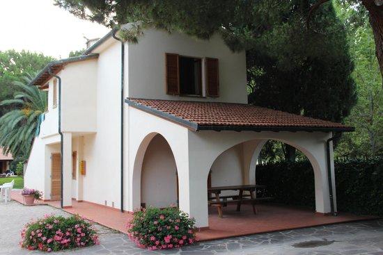 Ghiacci Vecchi: Il nostro alloggio nella casa colonica piccola