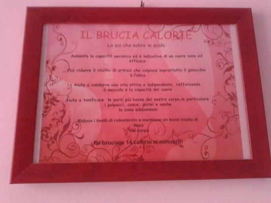 Hotel Villa Gioiosa : il bruciacalorieeee!!!!!