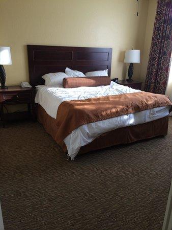 Wyndham Sedona : Master bedroom
