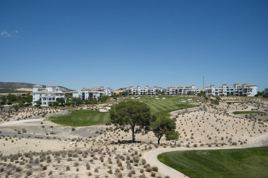 Hacienda Riquelme Golf Resort: View from Room