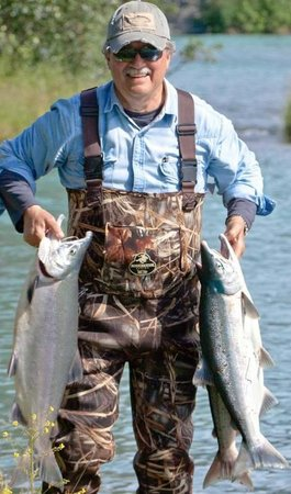 Alaska River Adventures - Day Tours: A great day on the Kenai River