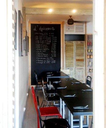 Des saveurs et des mots : l'épicerie bretonne